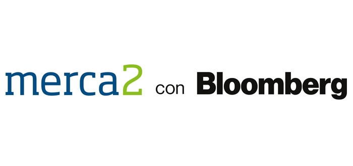 Merca2 con Bloomberg